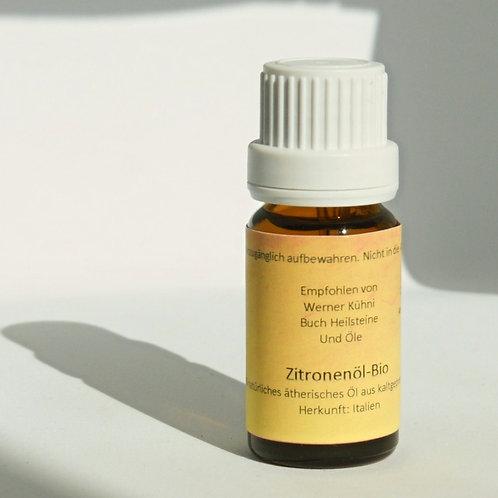 Ätherisches:  Zitronenöl-Bio