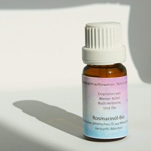 Ätherisches: Rosmarinöl-Bio