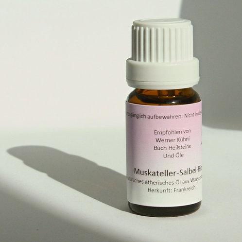 Ätherisches: Muskatellersalbeiöl-Bio