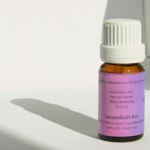 Ätherisches: Lavandinöl-Bio