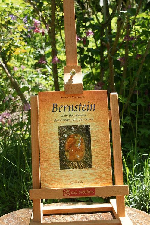 Buch: Bernstein Stein des Meeres, des Lichtes und der Sonne Audronè Ilgeviciené