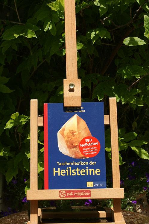 Buch: Taschenlexikon der Heilsteine Werner Kühni Walter von Holst