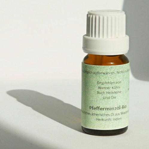 Ätherisches: Pfefferminzöl-Bio