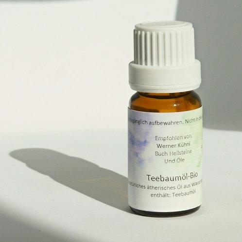 Ätherisches: Teebaumöl-Bio