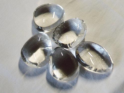 Trommelstein Bergkristall