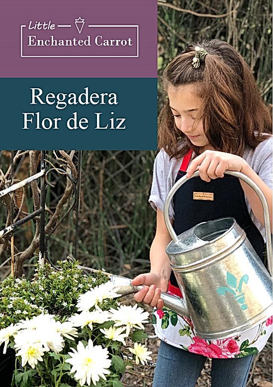 Regadera Flor de Liz