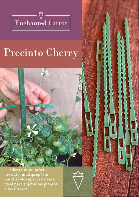 Precinto Reutilizable Cherry