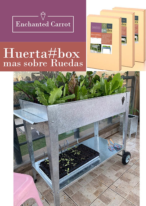 Huerta#box Mas sobre ruedas