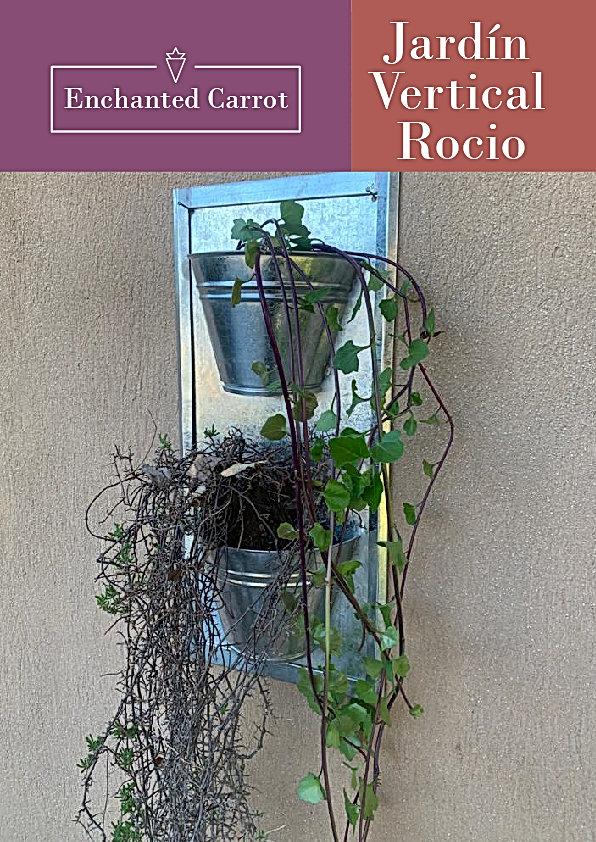 Jardin vertical Rocio vertical  L