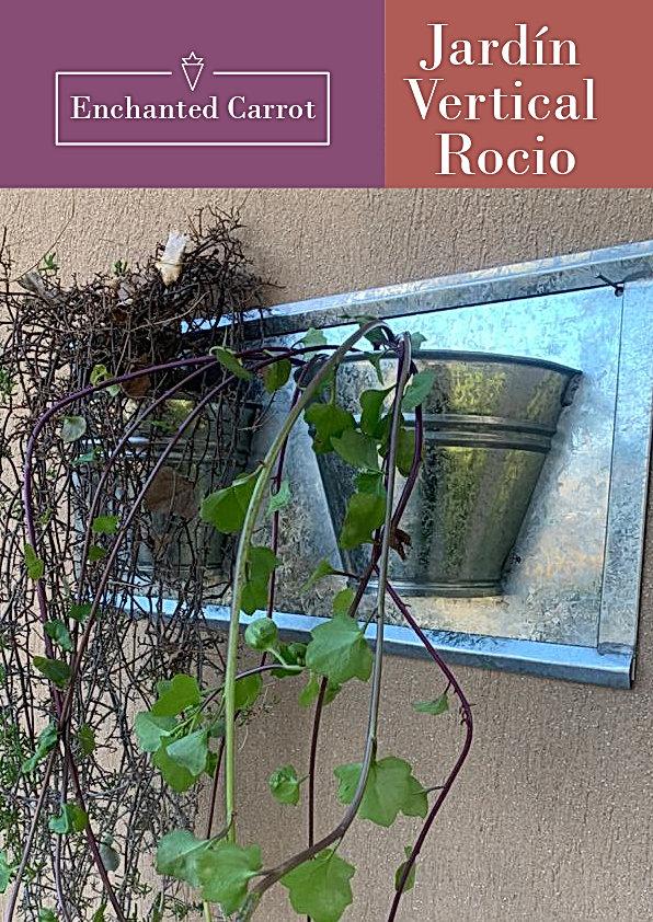 Jardin vertical Rocio horizontal L