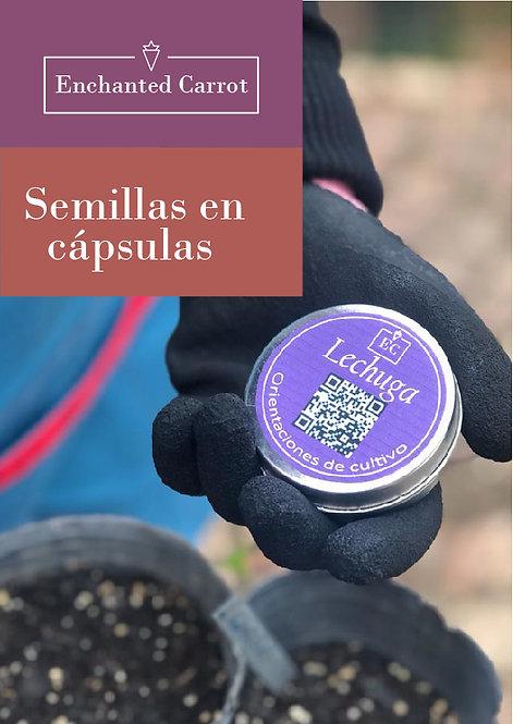 Capsula semillas 1 variedad
