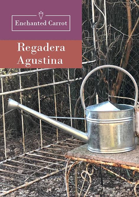 Regadera Agustina