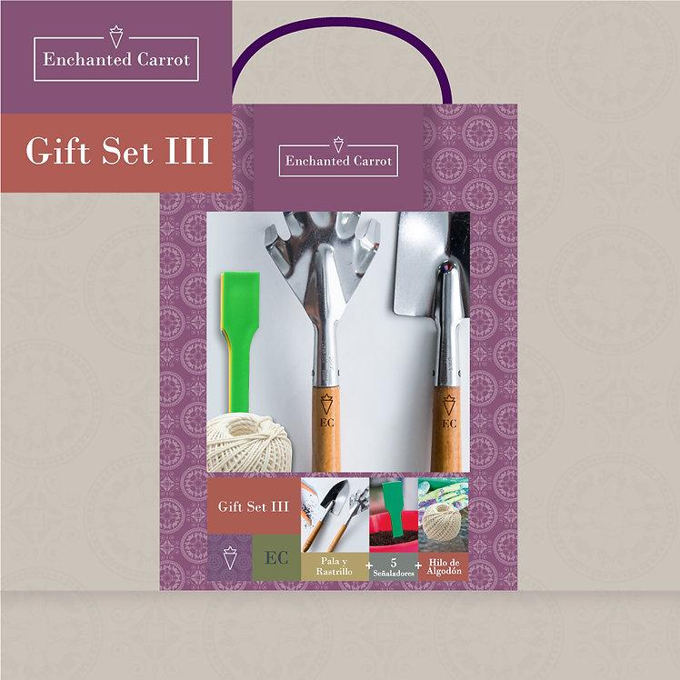 Gift set Steel + hilo + senaladores