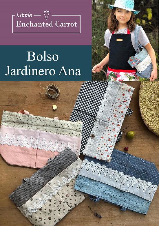 Bolso Jardinero Ana