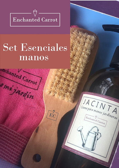 Set Esenciales -  Enchanted Manos