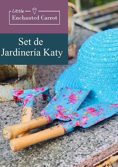 Little EC - Set de Jardinería Katy