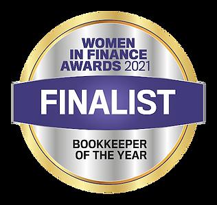 Women in Finance Awards Finalist