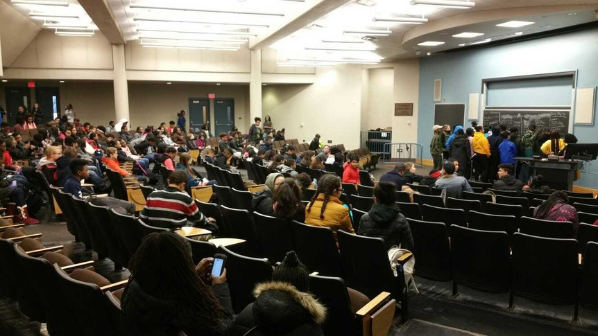 Keynote Speaker: UM-Ann Arbor MLK Day (Children & Youth Program)