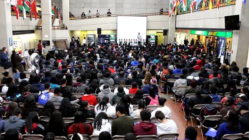 Keynote Speaker- Detroit College Day