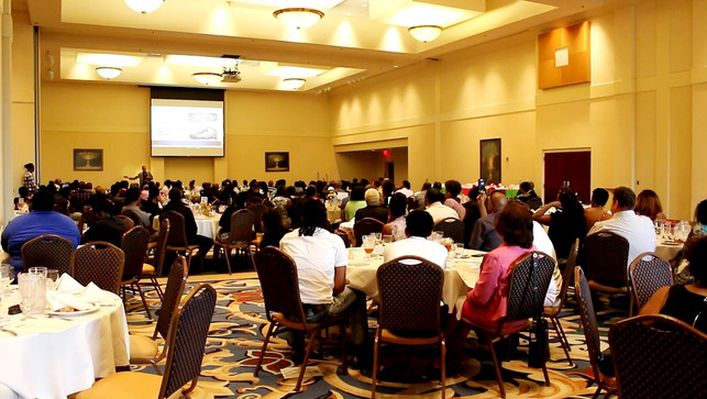 Keynote Speaker- DAPCEP: Preparing African-American Males for Energy & Education (PAAMEE) Graduation Dinner