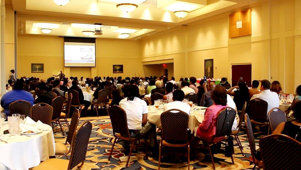 Keynote Speaker- DAPCEP: Preparing African-American Males for Energy & Education (PAAMEE) Graduation Dinner
