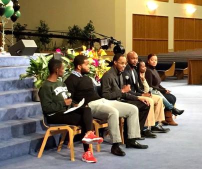 Success Panelist- Detroit Decision Day