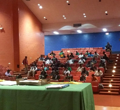 Keynote Speaker- College Application Week- Frederick Douglass Academy for Young Men