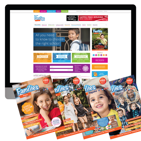 Local Families Magazine