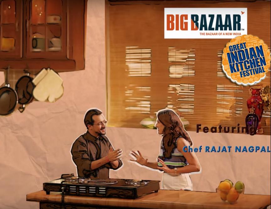 BIG BAZAAR's GIKF
