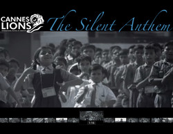 The Silent Anthem campaign