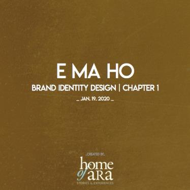 Emaho - Brand Identity & Web design