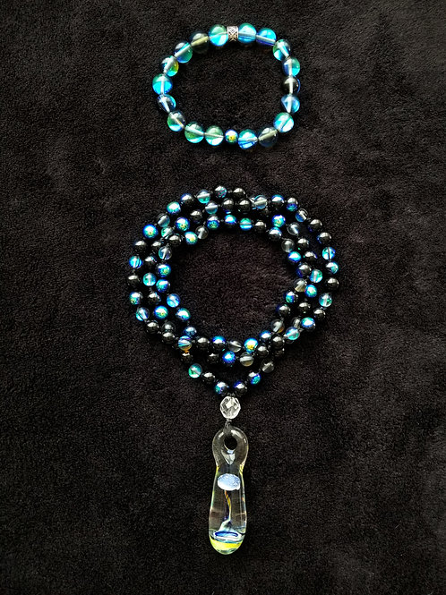 Custom Mushroom Necklace