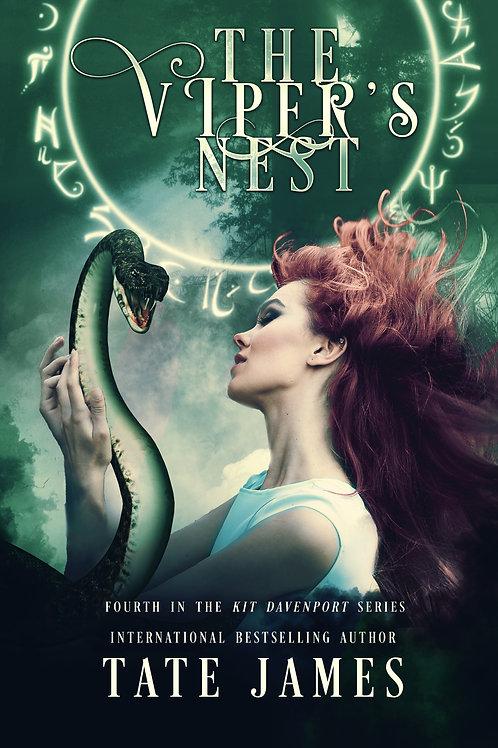 The Viper's Nest: Kit Davenport #4