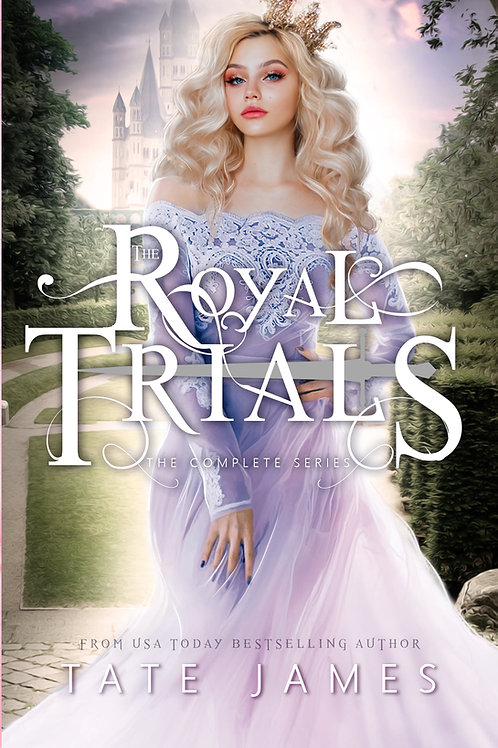 The Royal Trials Omnibus
