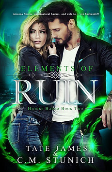 Elements of Ruin- Signed Paperback