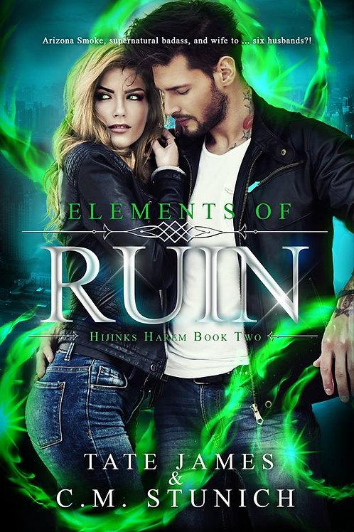 Elements of Ruin: Hijinks Harem #2