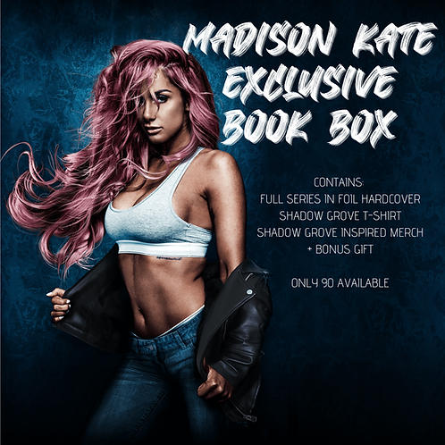 Madison Kate EXCLUSIVE Book Box