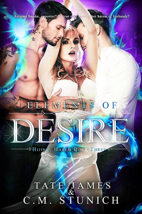 Elements of Desire: Hijinks Harem #3