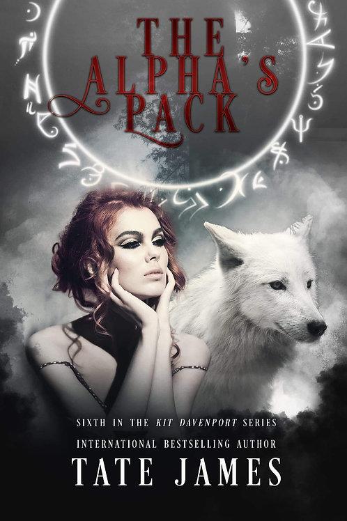 The Alpha's Pack: Kit Davenport #6