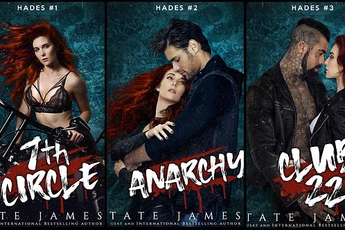 Hades Series Books 1-3