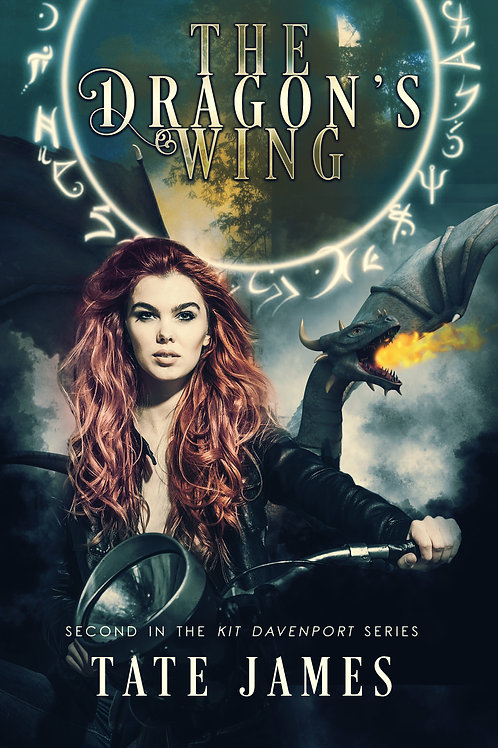 The Dragon's Wing: Kit Davenport #2