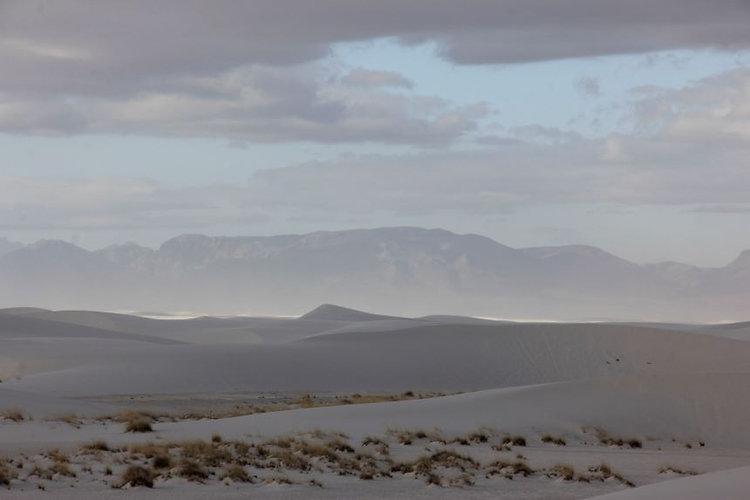 ホワイトサンズ、ニューメキシコ、アメリカ、グランドサークル