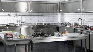 Commercial kitchen - catering gas services Loughton IG10