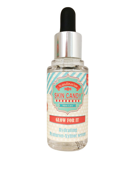Glow for it - Hyaluron Xylitol Serum