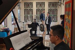 鋼琴:吳皓澄 Piano: Alan Chu