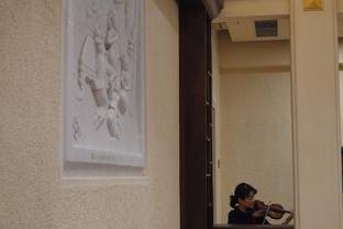 小提琴:金恩娥 Violin: Euna Kim