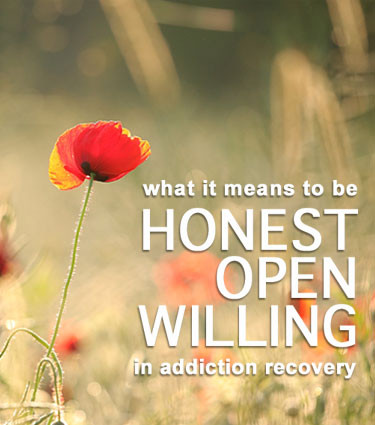 how in addiction recovery