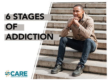 What Are The 6 Stages Of Addiction?