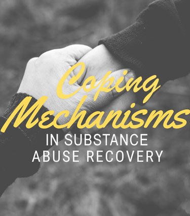 coping mechanisms in addiction recovery