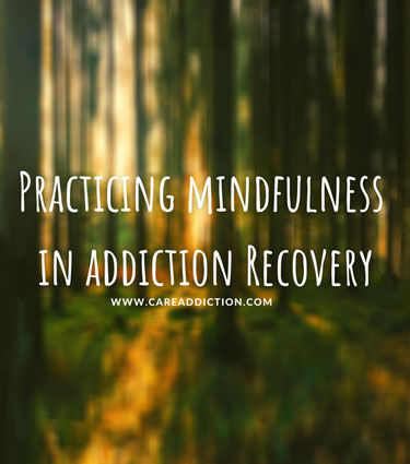 mindfulness in addiction recovery